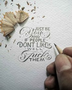 15 Miniature Calligraphy Posters That Feature Awesome Inspirational Quotes - UltraLinx