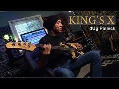 King's X lead singer dUg Pinnick talks KXM, Pinnick Gales Pridgen and more with mikemcguff.com.
