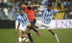 Liga España: 1-1. Málaga y Real Sociedad firman tablas en un partido para Europa