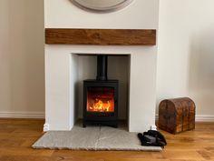#woodburningstove #ecodesign #interiordesignideas #ignite Modern Stoves, Wood Burner, Home Appliances, Design, House Appliances, Wood Furnace, Appliances