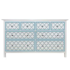 O'verlays Jasmine Multi Kit for Ikea Hemnes 8 drawer dresser. A classic in home decor that works with any style decorating. An easy diy furniture makeover.