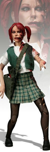 "Subject 1025 Babysitter Zombie Sideshow 12"" Figure Read Before Purchase #SideshowCollectibles"
