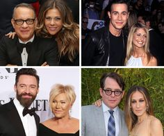 In an effort to believe in love again, we've look at A-list pairs that have stood the test of time.
