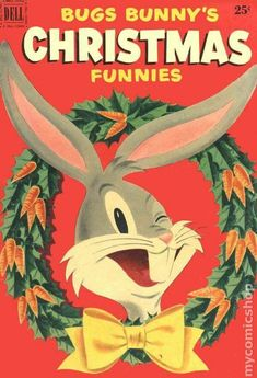 bugs bunny hair rubberband Vintage