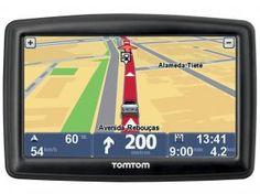 """GPS Automotivo Tomtom Start 55 Tela 5"""" - Alerta de Radar e Rota Inteligente"""