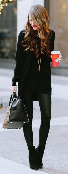 50 Perfect Winter Office Attires To Upgrade Your Work Wardrobe fashion # . , 50 Perfect Winter Office Attires To Upgrade Your Work Wardrobe fashion # . Fashion Mode, Work Fashion, Trendy Fashion, Winter Fashion, Fashion Black, Fashion 2015, Cheap Fashion, Office Fashion, Fashion Stores