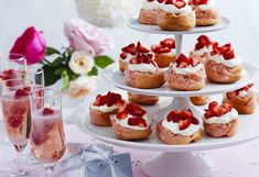 Bridal shower afternoon tea – create a day to remember with delicious treats that will wow your guests.