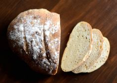 No Knead Bread | Buttered Side Up by Erica Lea, via Flickr