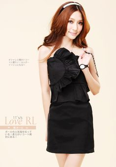Jual long dress korea ready stock fashion