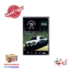 The Rally Of Great Britain Celebrates 75 Years DVD