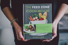 Isadore Apparel - The Feed Zone Cookbook - Chef Biju and Dr. Lim - The Feed Zone Cookbook strikes the perfect balance between science and practice so that athletes will change the way they think about food, replacing highly processed food substitutes with real, nourishing foods that will satisfy every athlete's cravings. #isadoreapparel #roadishtewayoflife #cyclingmemories #book