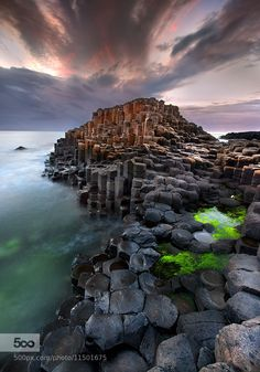 Northern Ireland   Photograph Eternal Stones by Stephen Emerson on 500px