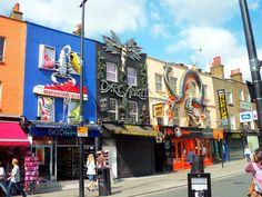 https://flic.kr/p/pstbEd | Art in Camden Town, London, Uk