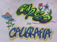 letra timoteo bogota Doodles, Calligraphy, Painting, Boys, Ideas, Paper, Decorated Notebooks, Decorative Lettering, Leaf Decoration