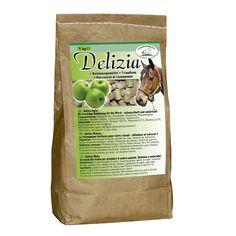 Hestegodt Delizia -1 kg- Eple - Tilbehør - xxl.no