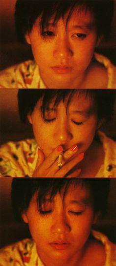 戸川純_1984