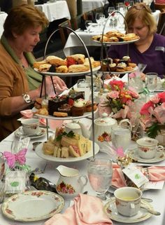 Royal Afternoon Tea Party at PPG #PartyIdeas