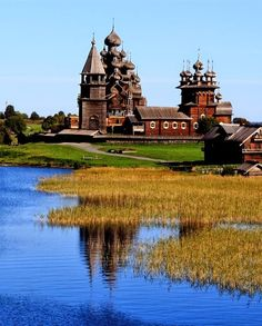 Kizhi Island in Lake Onega, Karelia republic - Geotourismspot4u