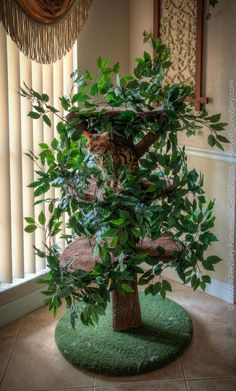Huge Cat Tree Condo Tree-2 #cathouse - What do cat want - Catsincare.com!