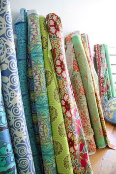 I'd love all of these to be leaning on the wall in my craft room!
