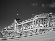 Grand Hotel Mackinac Island, MI  This photo is not for public use. You must…