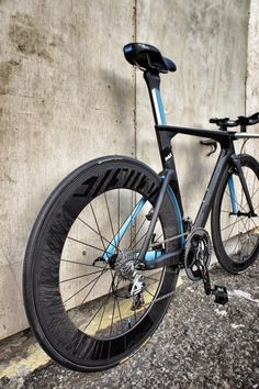 TT Bike Build
