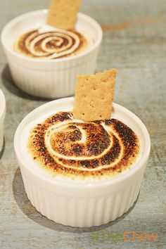 This Chocolate Hazelnut S'mores Dip is the perfect treat for the whole family!