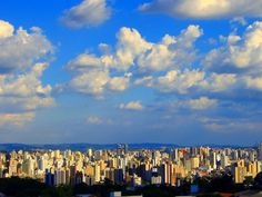 Campinas, Brazil. Born and raised.
