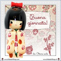Kokeshi doll on www.kokeshishop.com