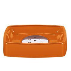 Miska na mýdlo Easy Orange | Bonami