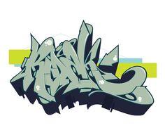 Resultado de imagen de sokem graffitis Graffiti Text, Graffiti Piece, Graffiti Writing, Graffiti Tagging, Graffiti Murals, Graffiti Alphabet, Graffiti Styles, Graffiti Lettering, Street Art Graffiti