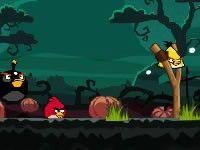 Gotham City 3: Angry Birds Halloween