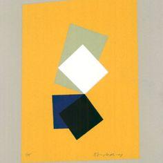 Juhana Blomstedt (1937–2010)  Kairos Grassina VII 2009, serigrafia