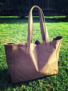 The Total Tote is the total package.Our traditional by TanaandHide