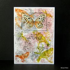 Beccy Muir: Beccy's Place the Blog – Tutorial: Collage Cards - 1/18/15