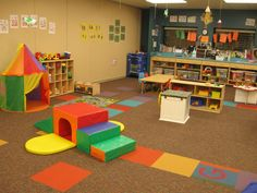 pictures of infant classroom setting | Toddler Classroom