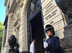 Justicia uruguaya respaldó actuación de juez penal