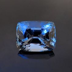 Natural Blue Diamond. 31 carats. If I ever win the lottery lol :)