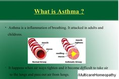 What is ASTHMA? Get more details here: www.multicarehomeopathy.com