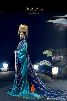 Princess Wei Yang, Film China, Oriental Fashion, Oriental Style, Divas, Native Wears, Samurai, Strapless Dress Formal, Formal Dresses