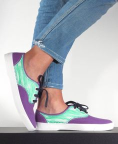 Sneakers - Custom Shoes - n° 4047 - un prodotto unico di ColoresDeSudamerica su DaWanda