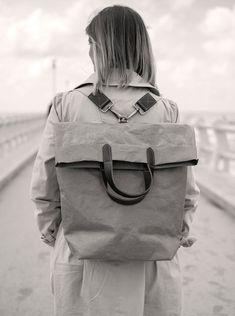 Die #PiaBag ist der neueste Clou aus der italienischen Taschen-Trendschmiede #Uashmama – sie ist ein #Rucksack für jedermann!