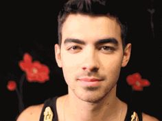 joe jonas eyebrows gif