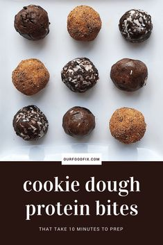 A quick and easy snack that also provides you fat and protein for energy. Enjoy the original dough as-is, or try one of 3 suggested flavors. #ourfoodfix #aiprecipes #fatbombs | #paleorecipes | AIP Snacks | AIP Dessert | Autoimmune paleo recipes | Sugar-free recipes | Paleo recipes | Paleo snacks | Paleo dessert | Dairy free recipes | Gluten free recipes | Grain free recipes | Keto recipes | Keto snacks | Chocolate recipes | Cookie Dough | Seriously simple recipe | Real food recipe