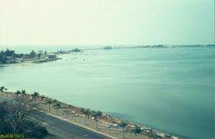A Ilha vista da Fortaleza S. Miguel