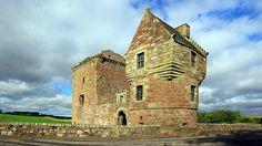 Burleigh Castle by james perkins., via Flickr