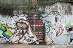 Mind Blowing Street Art