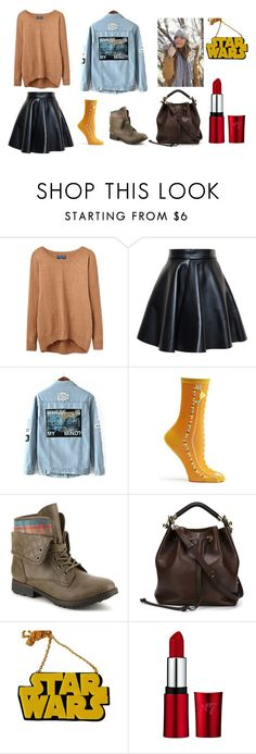 """My Mind"" by hien-anhhs on Polyvore featuring mode, Joules, MSGM, Ozone, Chloé et Chicnova Fashion"