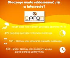 """Nie masz jeszcze swojej reklamy w internecie? Oto 4 wakacyjne powody dla których """"bycie w sieci"""" to podstawa dobrego biznesu ;)  Zadzwoń: 792 817 241  www.e-prom.com.pl"""