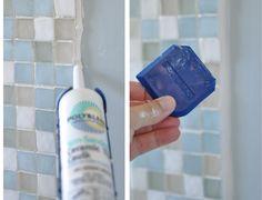 girl blog archive diy mosaic tile bathroom mirror